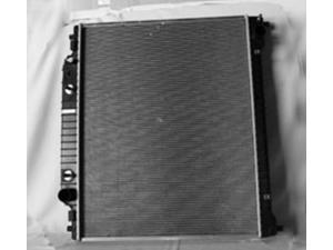 RADIATOR ASSEMBLY FITS FORD 08-09 E350 E450 SUPER DUTY 6.8L V10 415 CID FO3010285 3462 7C2Z 8005 A FO3010285 8003