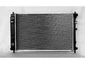 RADIATOR ASSEMBLY FITS SATURN 04-07 VUE 3.5L V6 3474CC GM3010503 15821838 433821 3384 GM3010503 2097 CU2799 433821 9457