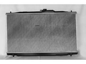 RADIATOR ASSEMBLY FITS ACURA 07-09 RD. 2.3L L4 2300CC W/ AUTOMATIC TRANS CU2916 2212 19010-RWC-A51 AC3010141 7374 CU2916