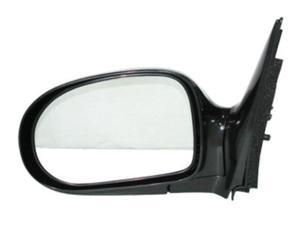 LH DOOR MIRROR FITS KIA 02-05 SEDONA EX POWER W/ HEAT KI1320116 KA11EL