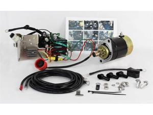 ELECTRIC STARTER CONVERSION KIT FITS NISSAN TOHATSU 25HP ENGINES S108-98N S108-98 MOT5011N S108-98N S108-98 18-6431
