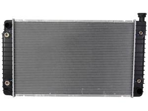 RADIATOR ASSEMBLY FITS CHEVY 96-99 C1500 C2500 K1500 K2500 5.0L V8 305 CID 20823 2370 52469674 GM3010260 2570 CU1788
