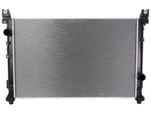 RADIATOR ASSEMBLY FITS CHRYSLER 07-08 PACIFICA 4.0L V6 3952CC 241 CID 2437 68002780AA CH3010350 2437