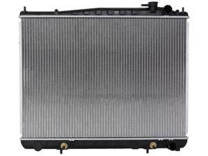 RADIATOR ASSEMBLY FITS INFINITI 97-00 QX4 3.3L V6 3275CC 214600W517 DS37007B 2614 2616 2614 214100W517 NI3010122 CU2075