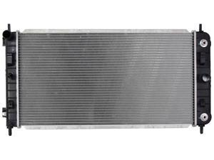 RADIATOR ASSEMBLY FITS CHEVROLET 07-08 MALIBU 3.5L V6 3490CC 213 CID MAXX LS LTZ  3437 15873468 GM3010508 2431 9512