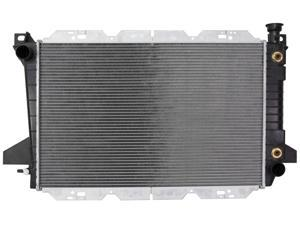 RADIATOR ASSEMBLY FITS FORD 92-96 BRONCO F250 F350 F2TZ 8005 MA FO3010132 F2TZ 8005 MA 2189 CU1454 FD37004A 432198