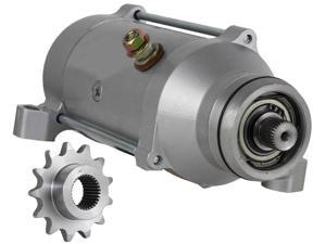 STARTER MOTOR FITS HONDA MOTORCYCLE 80-83 GOLDWING GL1100I GOLD WING INTERSTATE