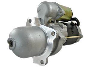12V 9T STARTER MOTOR FITS MPLS MOLINE TRACTOR M-670 SUPER 69 4-336 1107583