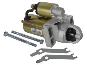SBC BBC Chevrolet Staggered Bolt Hi Torque Mini STARTER FITS for 305 350 366 4...