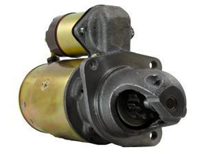 STARTER MOTOR FITS WISCONSIN ENGINE VH4D VG4D VF4D V465 YA60 10455339 10455354
