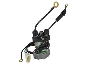 RELAY SAFETY SWITCH NIKKO STARTER FITS SECONDARY SWITCH 24V EARLY 0-25000-6080