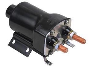 24V SOLENOID INTERNATIONAL MEDIUM HEAVY-DUTY (BY ENGINE) CUMMINS V-903 69-70