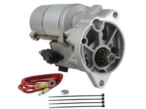 HIGH TORQUE GEAR REDUCTION STARTER FORD COUNTRY SEDAN L6 65-70  C2OF-11001