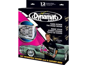 Dynamat 10435 Dynamat Extreme Door Kit 4 Sheets 12In X 36In