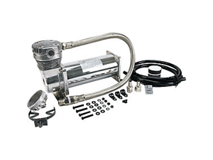 Viair 480C 3/8in PORT 200PSI CHROME COMPRESSOR KIT