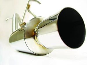DC Sports Stainless Steel Exhaust Systems