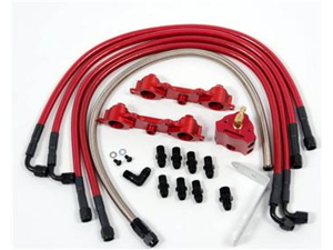 Agency Power STI Fuel Rails