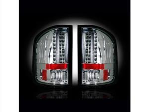 Recon Chevy Silverado & GMC Sie LED TAIL LIGHTS