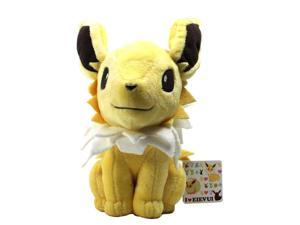 "Pokemon I LOVE EEVEE Super DX Plush - 48226 ~ 10"" Jolteon"