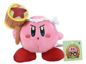 "Kirby 6"" Hammer Plush"