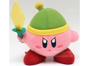 "Kirby 6"" Sword Plush"