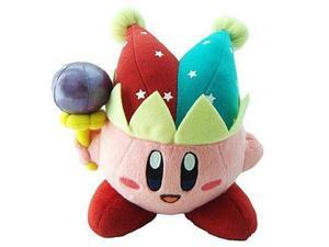 Kirby Mirror Plush Doll