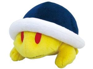 "Super Mario Plush Series Plush Doll: 4"" Buzzy Beetle / Meto"