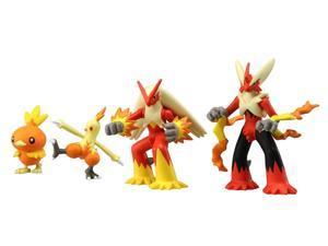 Pokemon Monster Collection Mega Pack Mega Sinker Bashamo