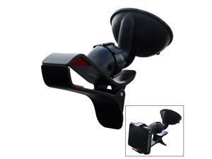 Furinno Hidup IP11-BK Easy Mount Suction Universal Car Phone  Mount Holder