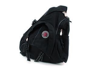 Backpack Messenger Bag Cross Body Organizer Single Strap Sling Shoulder Carryall