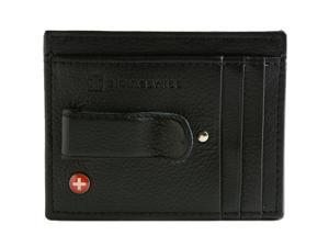 Alpine Swiss RFID Blocking Money Clip