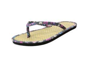 Alpine Swiss Women's Bamboo Sandals Comfort Flats Summer Shoes Flip Flop Thongs