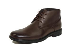 Alpine Swiss Men's Dress Ankle Leather Boots