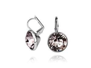 Swarovski Crystal 18K Gold Plated Earrings