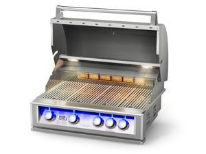Pro-Series 32-Inch Built-In LP Gas Grill - BroilChef Natural Gas Grills