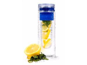 Basily Infuser Water Bottle - 28 ounce - Made with Commercial Grade Tritan - PLUS Recipe Ebook INCLUDED