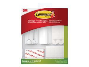 3M Command Picture Hanging Kit - 38 Piece Club Pack