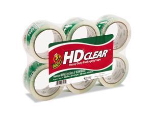 Henkel CS556PK, Duck Brand Heavy-Duty Clear Packaging Tape, DUCCS556PK, DUC CS556PK
