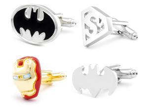 Superhero Cufflinks Bundle