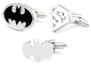 Superhero Cufflinks Bundle