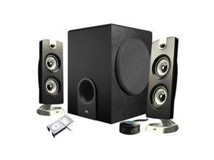 Cyber Acoustics Platinum CA-3602 Speaker System - V43791