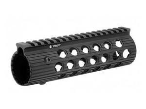"Troy STRX-AL1-90BT-01 Black 9"" Alpha Battlerail Rail For .223 Rem Rifle"