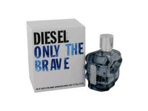 Only the Brave by Diesel Eau De Toilette Spray 4.2 oz for Men- 462023