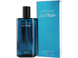 Cool Water Perfume EDT Spray 4.2 Oz By Davidoff
