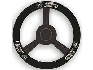 Pittsburgh Penguins NHL Leather Steering Wheel Cover - CSY-2324588113