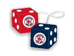 """Boston Red Sox MLB 3 Car Fuzzy Dice"""" - CSY-2324568002"""