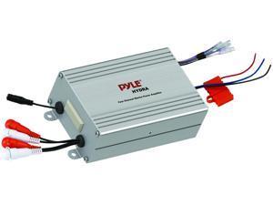 Pyle Marine 4CH MP3/IPod Marine Power Amp - PLMRMP4A