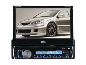 "BOSS AUDIO BV9986BI 7"" SINGLE-DIN MOTORIZED TOUCHSCREEN TFT RECEIVER WITH BLUETOOTH"