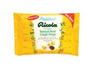 Ricola Cough Drops - Original Herb - Case of 12 - 50 Pack