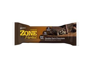 Zone Nutrition Bar - Double Dark Chocolate - Case of 12 - 1.58 oz - HSG-402545
